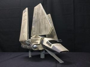 Shuttle Imperial Return Of The Jedi Nave Star Wars Lambda