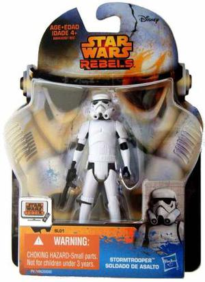 Sl 01 Stormtrooper Star Wars Rebels 3 3/4