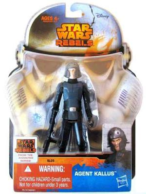 Sl05 Agent Kallus Star Wars Rebels 3 3/4