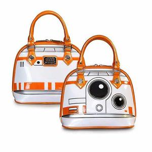 Star Wars Bb-8 Bolsa De Mujer Fashion By Loungefly No R2-d2