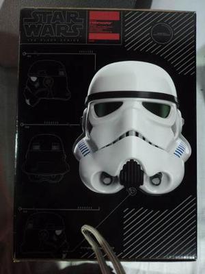 Star Wars Black Series Casco Electrónico Stormtrooper