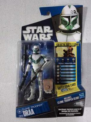 Star Wars Clone Wars Clone Trooper Draa