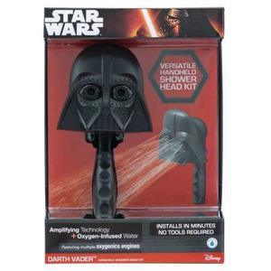 Star Wars Darth Vader Showerhead Regadera Licencia Oficial