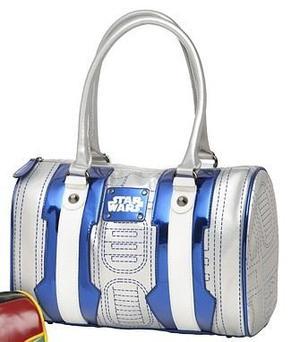 Star Wars Disney R2-d2 Bolsa Mujer De Moda Fashion Nueva