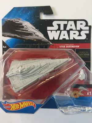 Star Wars Hot Wheels Star Destroyer Firs Order Nuevo Sellado