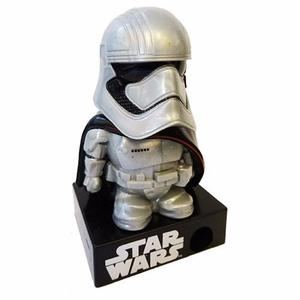 Star Wars Mini Dispensador De Dulce Capitan Phasma