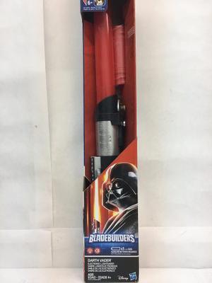 Star Wars Sable De Luz Electrónico Darth Vader Rojo Hasbro