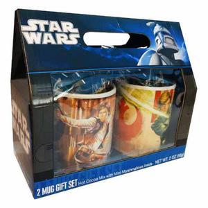 Star Wars Set 2 Tazas Original