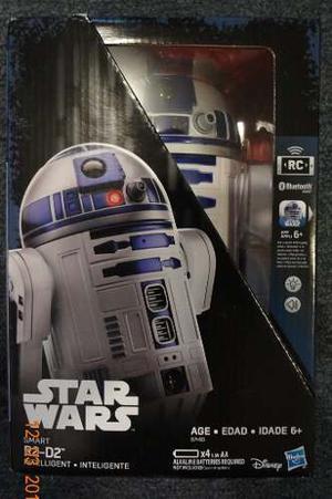 Star Wars Smart R2-d2 Robot Inteligente Bluetooth App Contro