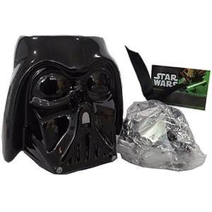 Star Wars Taza Ceramica Coleccionable 3d Darth Vader