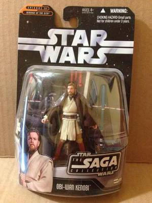 Star Wars The Saga Collection Episodio 3 Obi-wan Kenobi 028