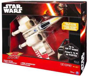 Star Wars X-wing Xwing Starfighter Control Remoto Air Hogs