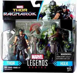 Thor Vs Hulk Marvel Thor Ragnarok Marvel Legends 3.75