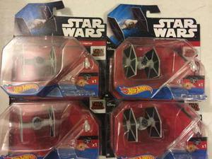 Tie Fighter Star Wars Rebel Hot Wheels Nuevo Envío Gratis