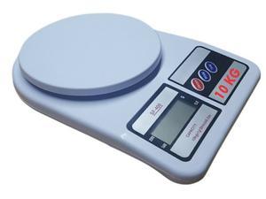 Bascula Digital Multiusos 1gr A 10 Kilos Baterias Incluye