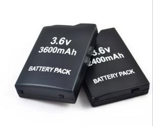 Batería Pila Recargable Para Psp Slim 3.6v mah