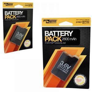 Bateria Recargable Para Psp  Y  Nueva  Mah Kmd
