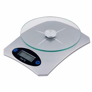 Báscula Digital De Cocina Alta Precisión Cristal Templado