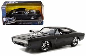 Dom´s Dodge Charger R/t Rapido Y Furioso 1:24 Jada Ngo Mate