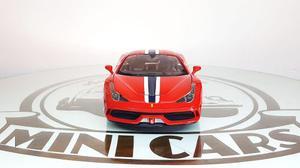 Ferrari 458 Speciale 1/18 Bburago Maisto Autos A Escala Meta