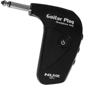 Gp-1 Nux Amplificador De Plug De Guitarra Para Audifonos