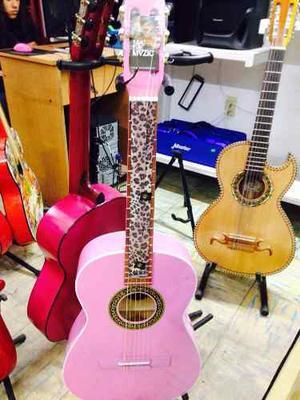 Guitarra Acústica Pantera Rosa