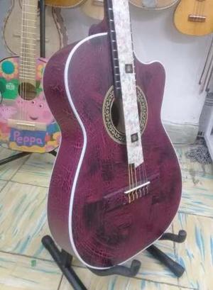 Guitarra Acustica Con Un Increible Paquete Incluido