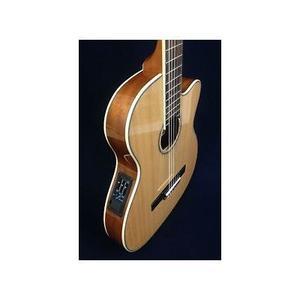 Guitarra Electro-acústica Caraya F550bceqn Con Estuche