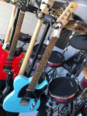 Guitarra Tipo Telecaster De Fender. Marca Lehnon