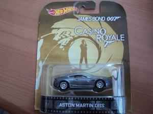 Hot Wheels Aston Martin Retro