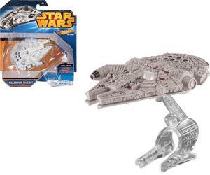 Hot Wheels Millenniun Falcon Halcon Milenario Star Wars