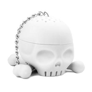 Infusor Para Té En Forma De Cráneo Filtro Infusiones