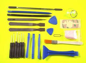 Kit 23 Pzas. Herramientas Para Reparación Iphone, Celular