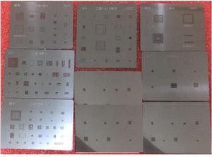 Kit Para Samsung Reballing Stencil Celular Envió Gratis!!