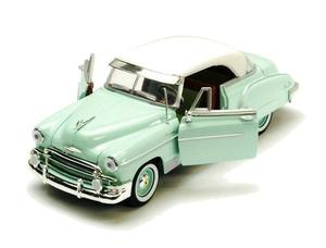 Motor Max  Chevrolet Bel Air Coupe Verde-blanco