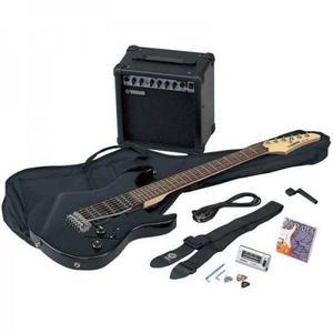 Paquete Guitarra Eléctrica Yamaha Gigmaker Negra