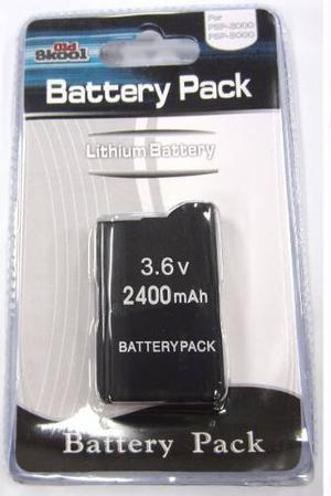 Pila Bateria Para Sony Psp Slim 3.6v mah