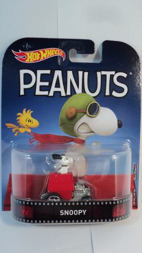 * Snoopy Peanuts* Hot Wheels Retro