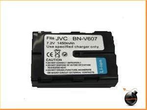 Bateria P / Videocamara Jvc Gr-dvl7 Dvl93 Dvl95 Dvl96 Dvl97