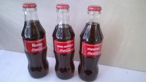 Botellitas De Coca Cola Para Coleccion
