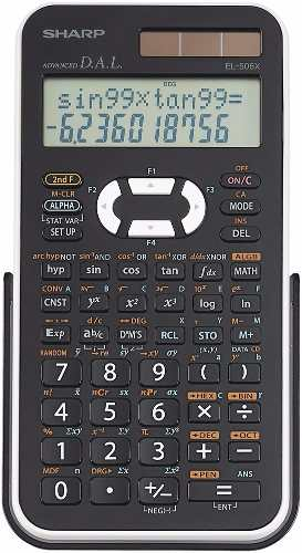Calculadora Científica Sharp 12 Dígitos 469 Funciones