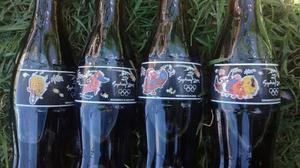 Coca Cola Colección Olimpiadas Sidney
