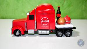 Coca Cola Navidad  Trailer Desfile