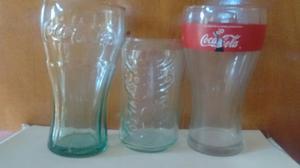 Coca Cola Vasos Set 3