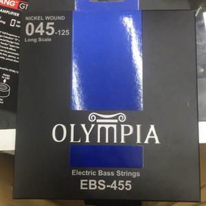Cuerdas Para Bajo 5 Cuerdas Olympia