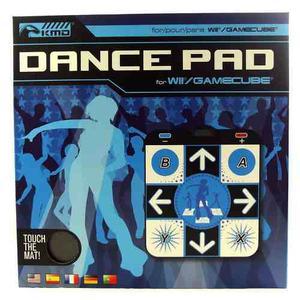 Dance Pad Kmd Wii/ Gamecube Nuevo
