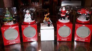 Decorines Coca Cola Colección Completa 5 Pzs Envio Gratis
