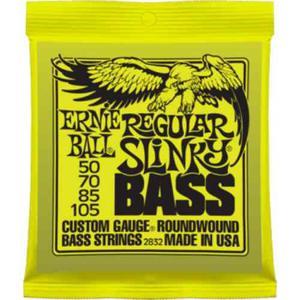 Ernie Ball Cuerdas Bajo Eléctrico Regular Slinky Bass