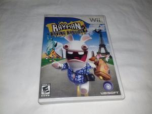 Juego Rayman Ravin Rabbids 2 Para Nintendo Wii O Wii U
