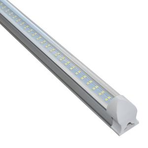 Lamparas Doble Led Techo Tubo 24w T8 Aluminio Accesorio/e